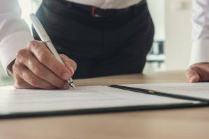property settlement statement
